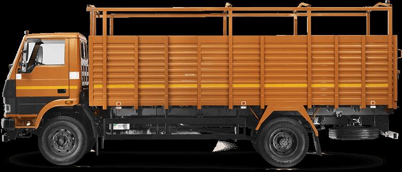 Tata 1412 Truck Flat Side