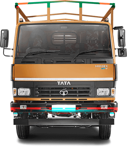Tata 1412 Truck Front Side