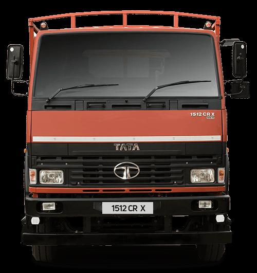 Tata LPT 1512 My Truck  Truck CRX Front Side