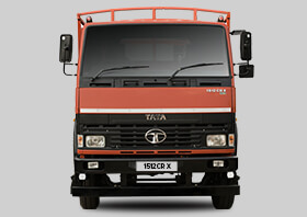 Tata LPT 1512 My Truck  Truck Front Side Small