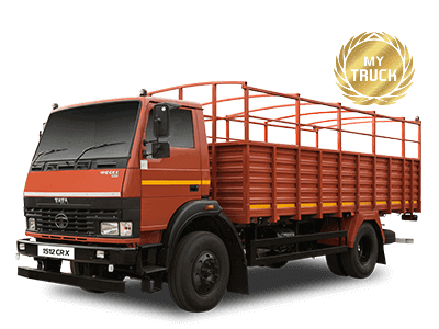 Tata LPT 1512 My Truck  LH side