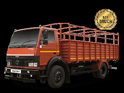 Tata LPT 1512 My Truck  LH side