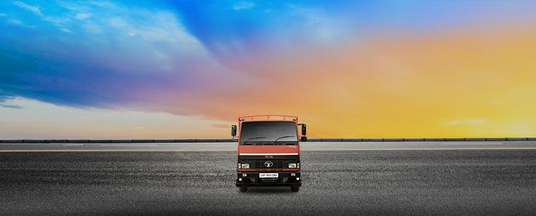 Tata LPT 1512 My Truck  Flat Side