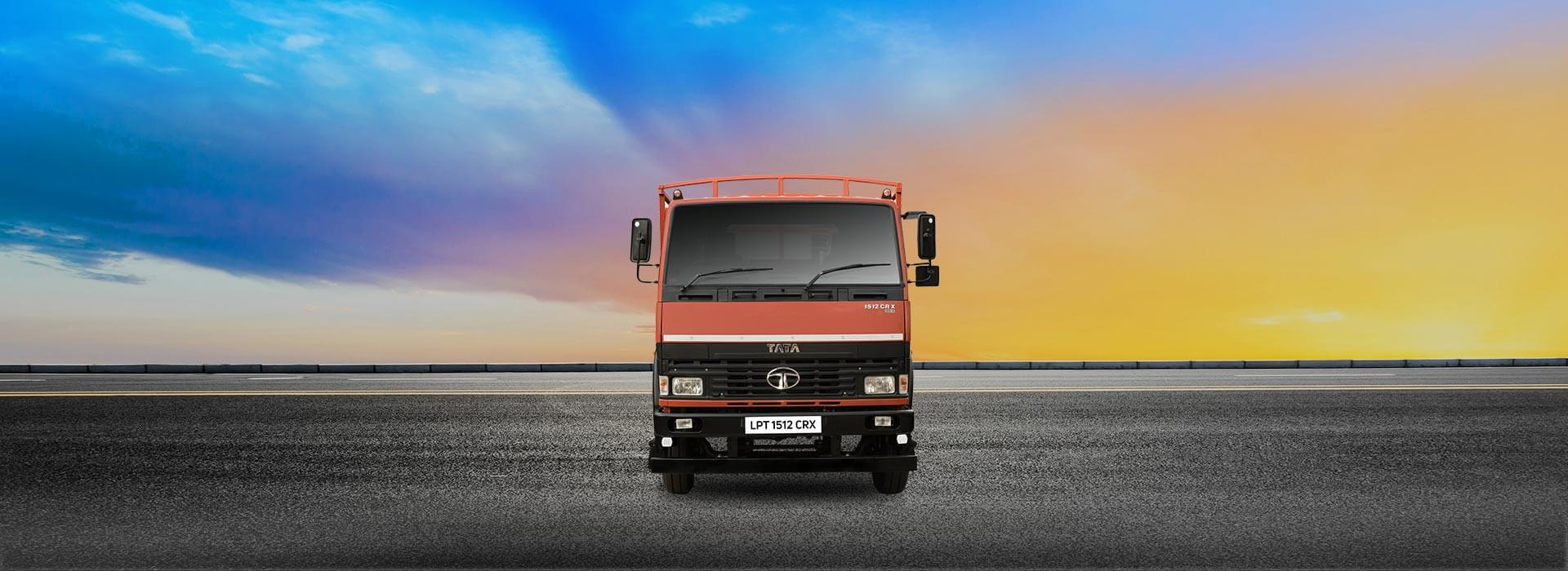 Tata LPT 1512 My Truck  Flat Side