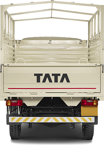 Tata 407 Truck Back Side