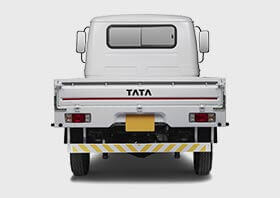 Tata 407 Truck Back Trunk