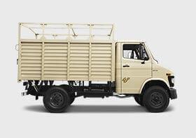 Tata 407 Truck Flat RH Side