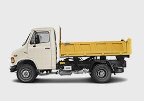 Tata 407 Truck Flat Side Small