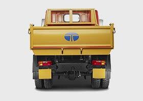 Tata 407 Truck Flat Small