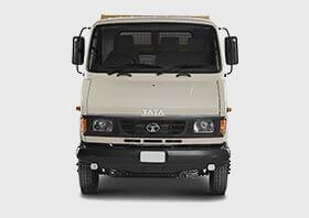 Tata 407 Truck Font Side