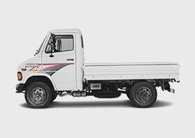 Tata 407 Truck LH Flat Side