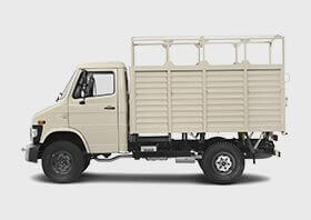 Tata 407 Truck LH Side Small