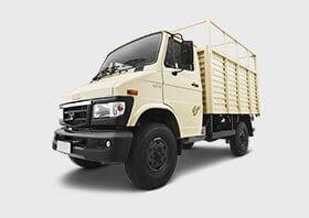 Tata 407 Truck LH Side