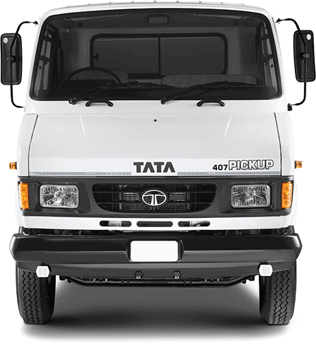 Tata 407 Truck Front Side