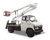 TATA SFC 407/31 Skylift Light Commercial Trucks