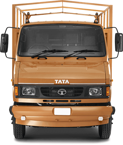 Tata 708 Truck Flat Front Side