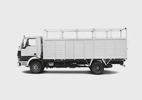Tata 709 Flat LH Side Small