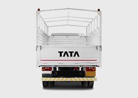 Tata 709Truck  Back Side Small