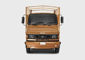 Tata 709 Truck Front Side Small