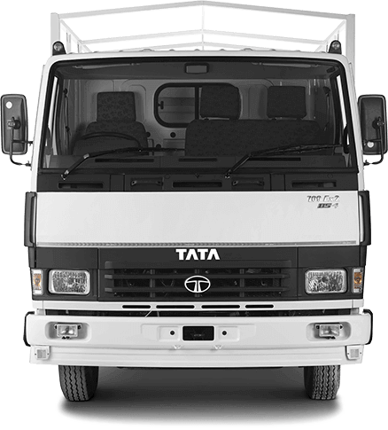 Tata 709 Truck Front Side