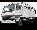 Tata LPT 709 Ex CNG small