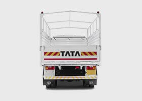 Tata 810 Truck Back Side Small