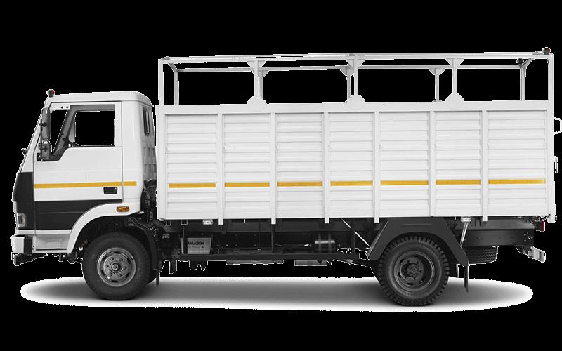 Tata 810 Truck Flat Side