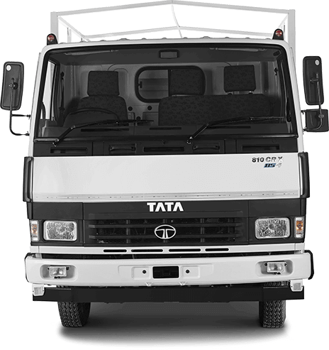 Tata 810 Truck Front Side