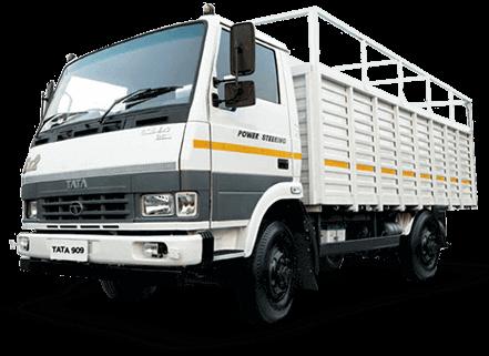 Tata 909 LH side