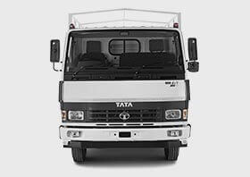 Tata 909 Truck Front side Small
