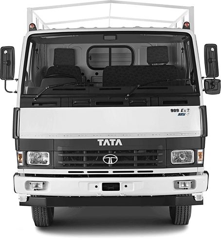 Tata 909 Truck Front Side