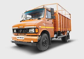 Tata 909 Truck LH Side Small