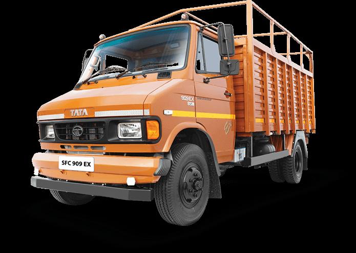 Tata 909 Truck LH Side