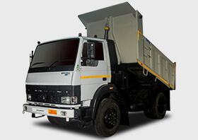 Tata LPK 1212 FET Tipper Light