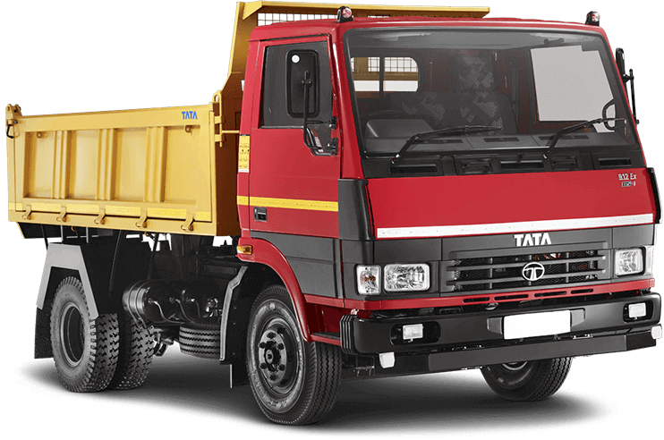 Tata Tipper 912 EX Truck RH Side