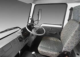 Tata Tipper Driver Seat