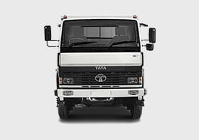 Tata Tipper Front Side Small