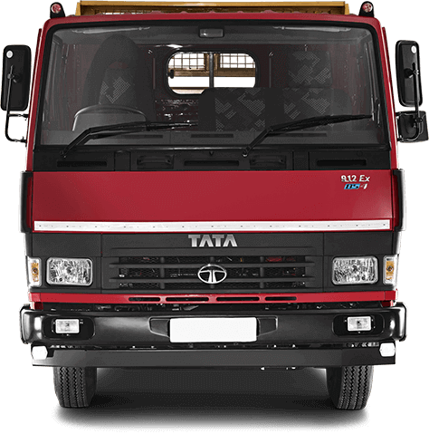 Tata Tipper Front Side