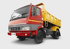 Tata Tipper LH Side Small