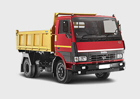 Tata Tipper RH Side Small