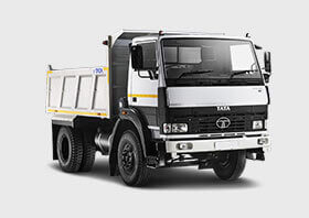 Tata Tipper RH Side