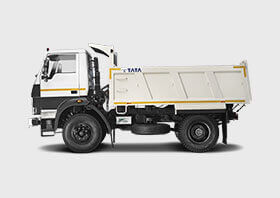 Tata Tippers Flat Side mall