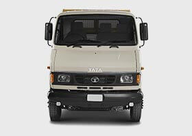 Tata Tippers Front Side Small