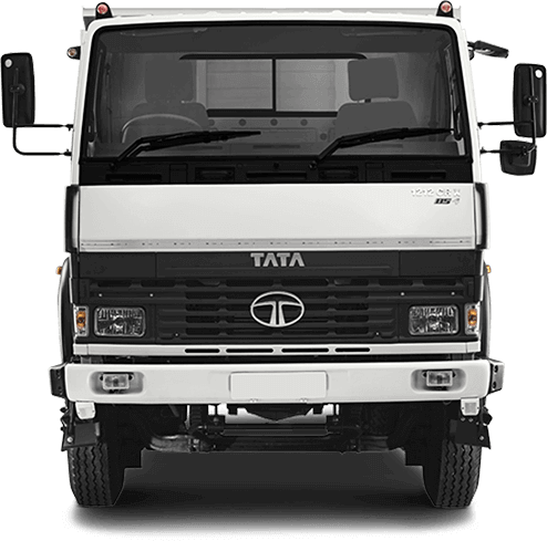 Tata Tippers Front Side