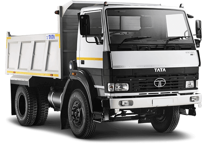 Tata Tippers Truck RH Side