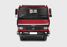 Tata Tippers Red Colour Small