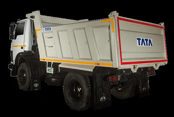 Tata LPK 1212 FET Tipper Light