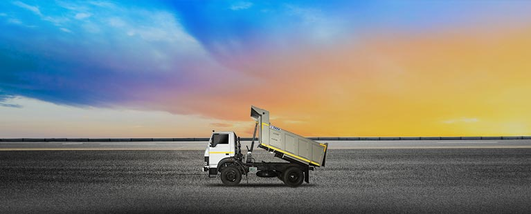 Tata Light Tipper Trucks