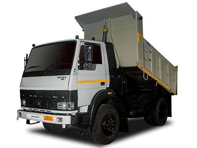 Tata Tippers LH side