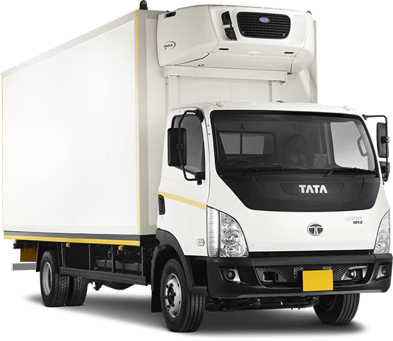 Tata Ultra Container Truck RH Side